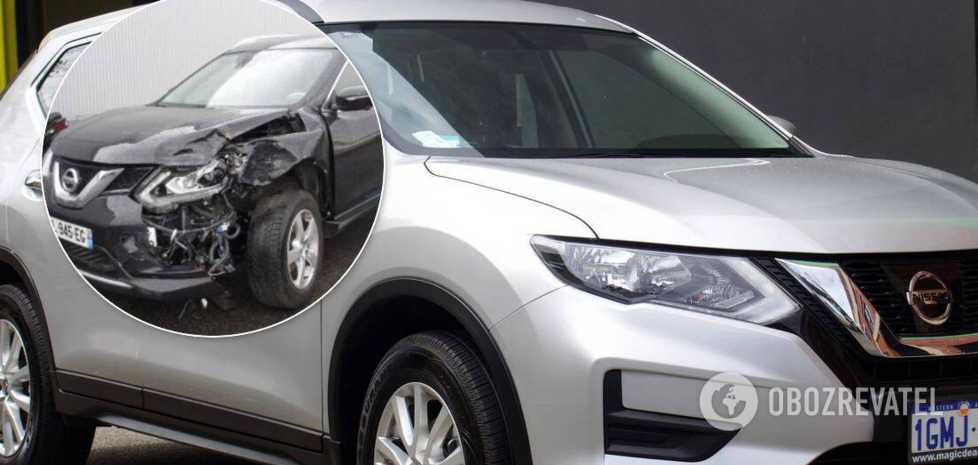 Як розбиті вщент машини перетворюють мало не на нові авто