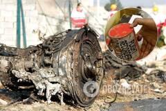 З'явилися перші дані щодо розшифрування самописців збитого в Ірані літака МАУ
