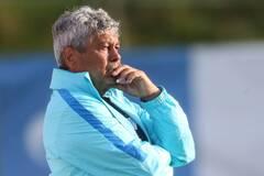 В 'Динамо' відреагували на можливу відставку Луческу
