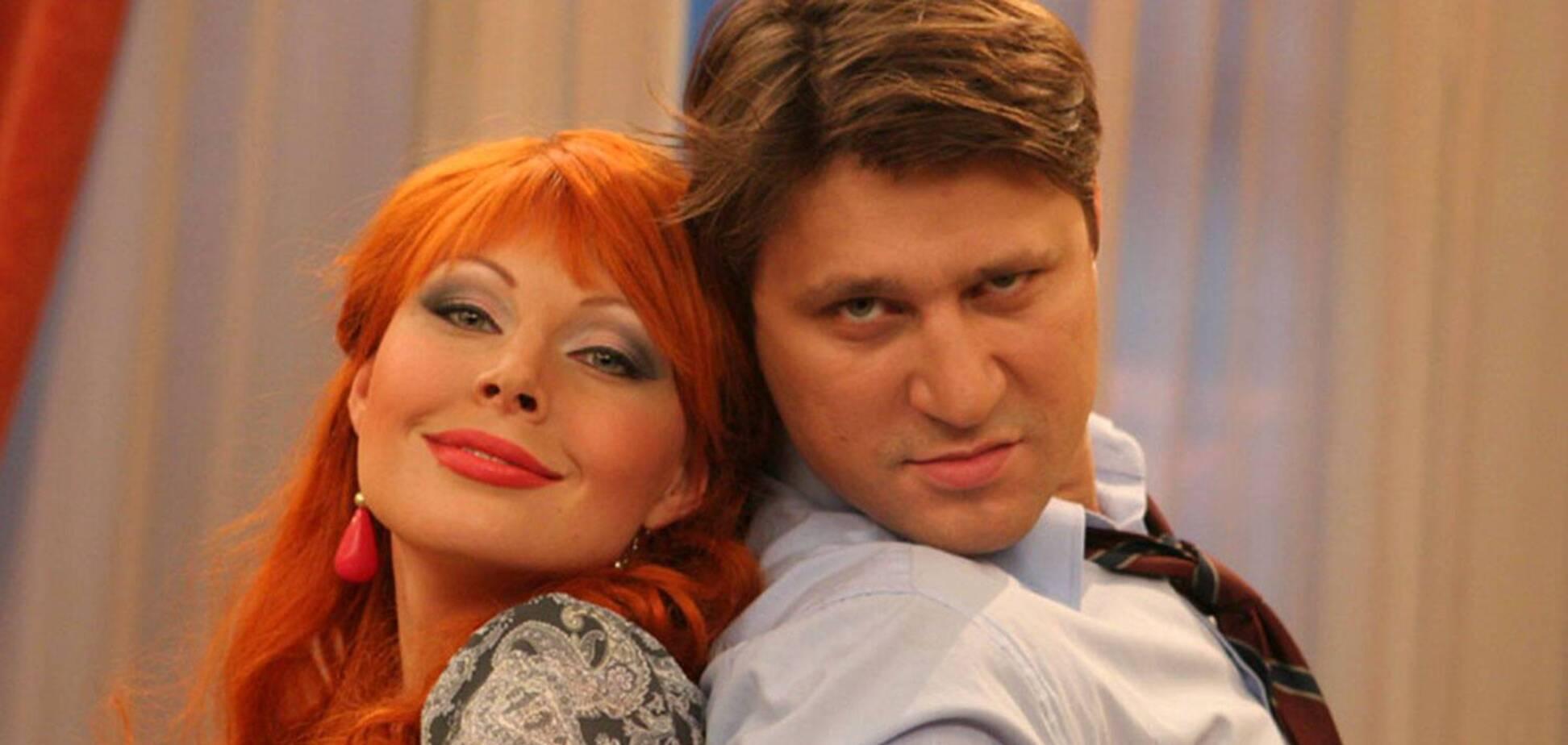 Наталья Бочкарева и Виктор Логинов в ролях Даши и Гены Букиных