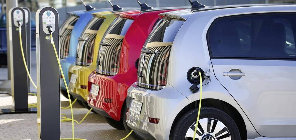 Volkswagen готовит маленький городской электрокар