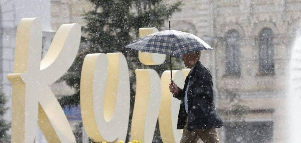 На Київщину насуваються дощі