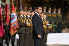 Зеленский наградил военных. Фото - Офис президента