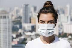 В Португалии заявили об изготовлении маски, которая убивает коронавирус. Иллюстрация