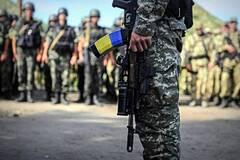 Это украинская армия. Верьте в нее