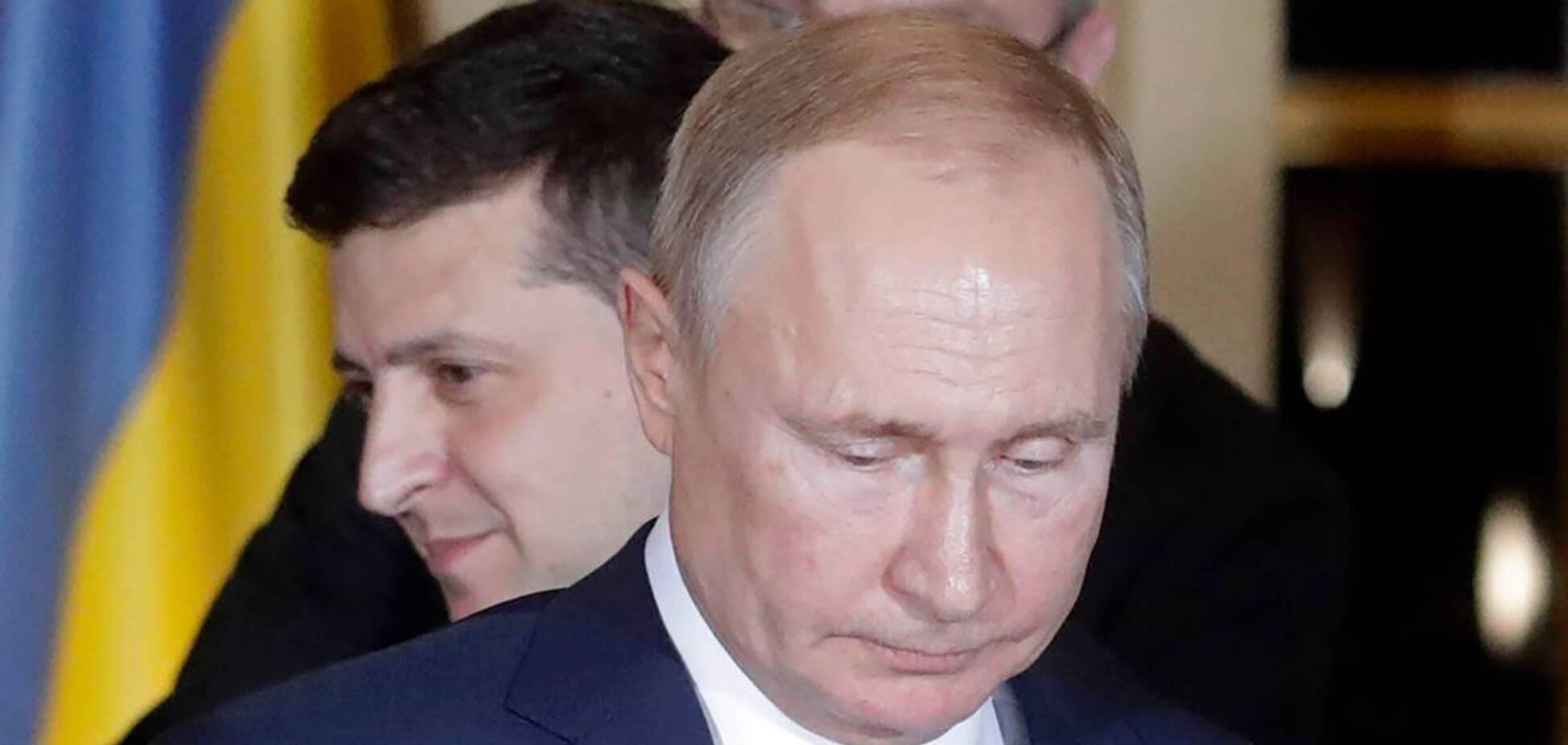 Пастка для Зеленського. Чи потрібне Росії припинення вогню на Донбасі?