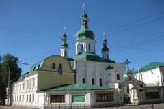 Свято-Феодосиевский мужской монастырь в Киеве
