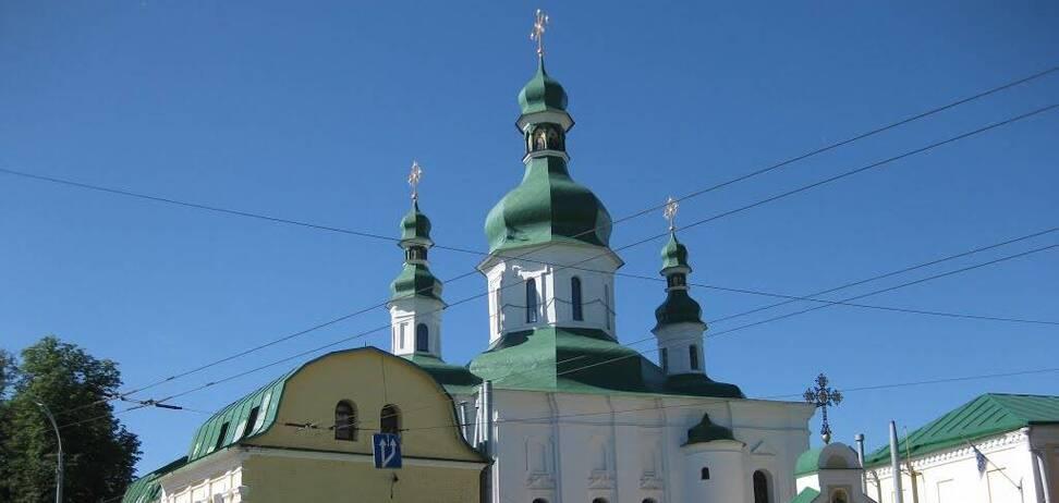 Свято-Феодосіївський чоловічий монастир у Києві