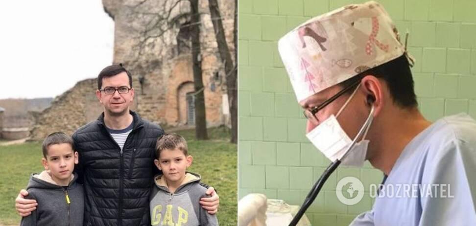 Павло Сільковський розповів, чи боявся він заразити дружину і дітей