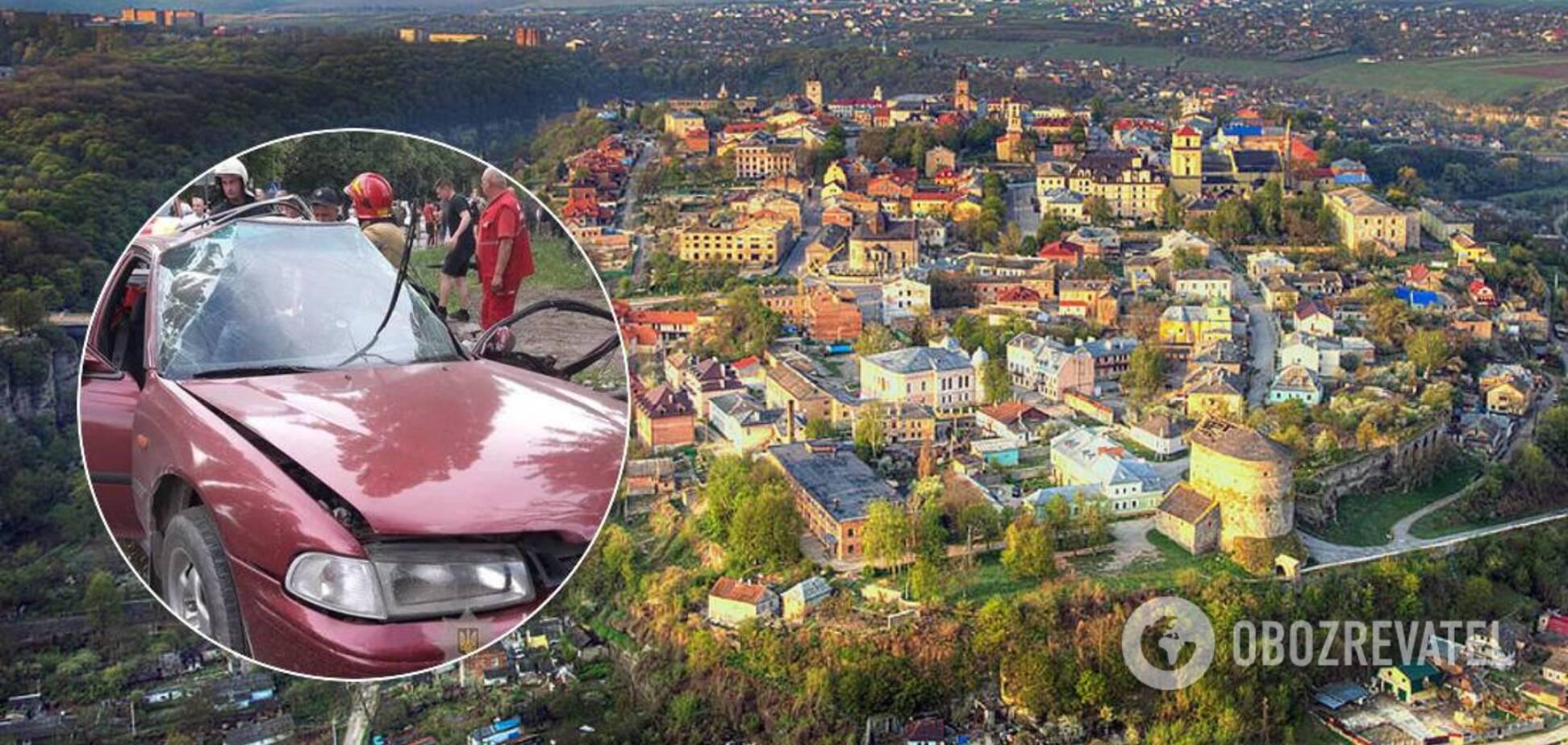 За фактом ДТП у Кам'янці-Подільському відкрито кримінальне провадження
