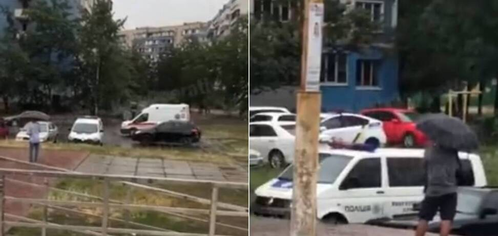 У Києві повідомили про 'замінування' житлового будинку