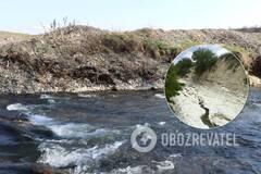 РекаКача в Крыму высохла