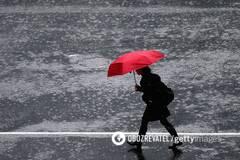 Украину накроют дожди с грозами: названо области, где ухудшится погода