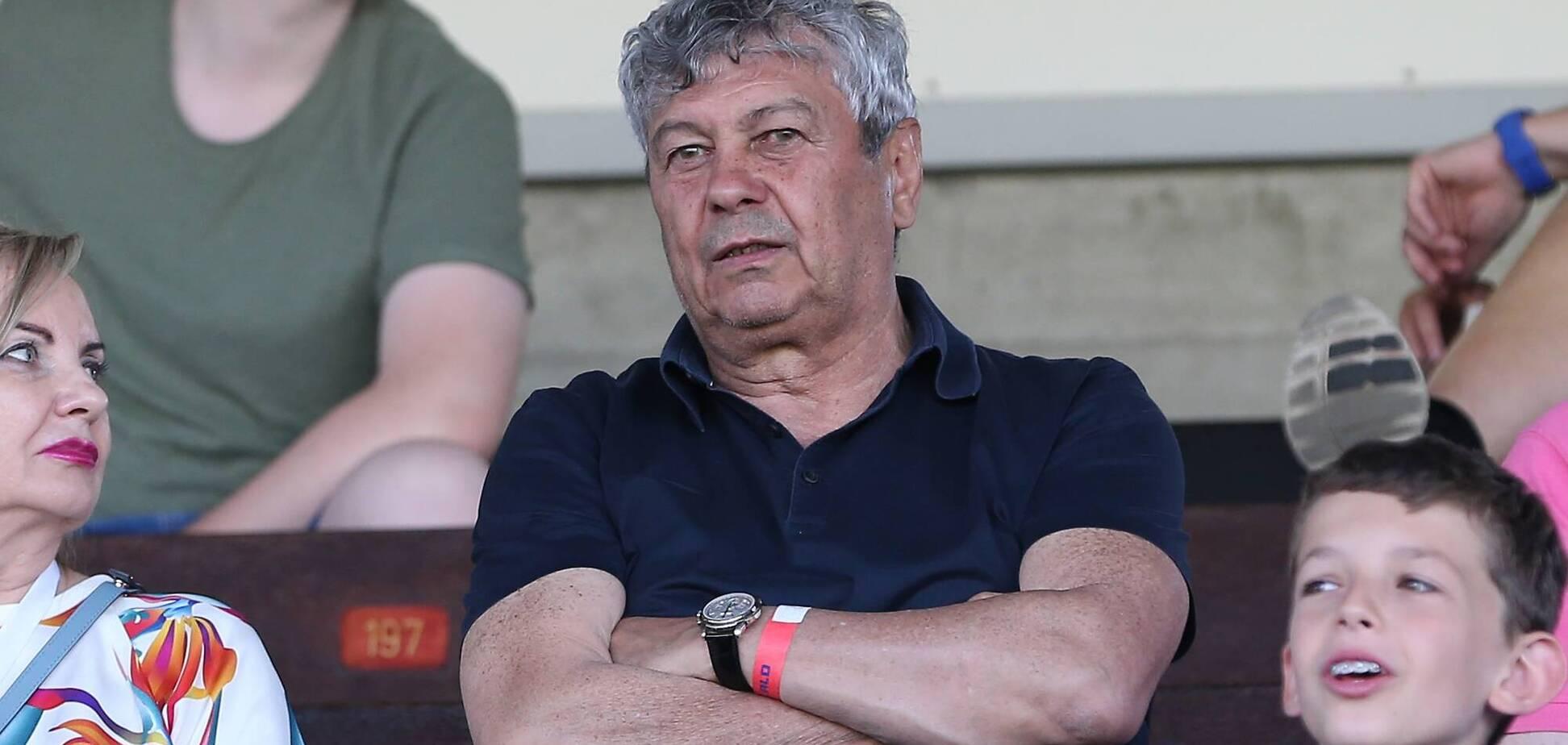 Мирча Луческу покинул 'Динамо'