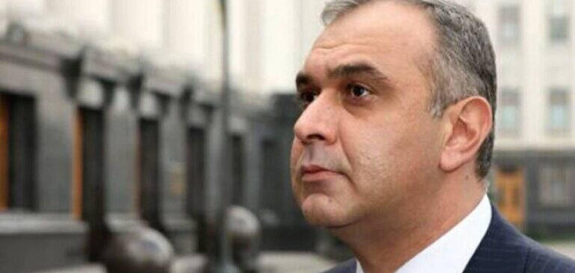 Сюмар викрила фейк Кремля про Жванію-'майданівця': його не було і близько