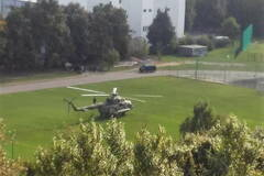 Вертолет во Фрязино