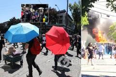 У Сіетлі поліція назвала акцію бунтом