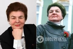 Померла Ніна Андрєєва