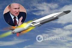 Путін заявив про плани посилити ВМФ Росії гіперзвуковою зброєю