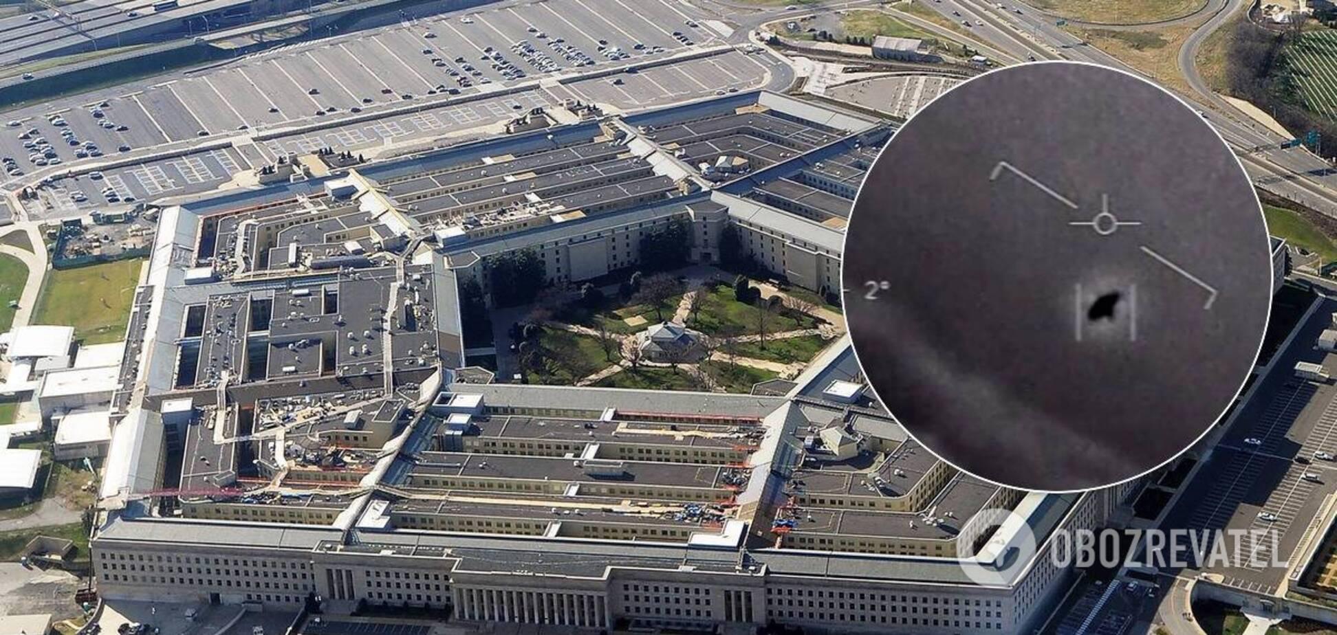 Пентагон заговорив про можливе позаземне походження НЛО: про що йдеться