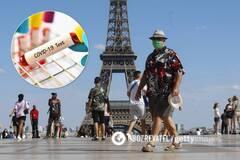 Коронавірус у Франції