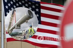 США посилюють тиск на 'Північний потік-2'