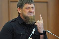 Кадиров вважає, що всі жителі Чечні, хочуть потрапити до списку санкцій (фото: Нова газета)
