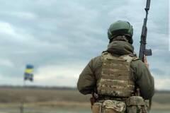 На Донбасс прибывают украинские миротворцы ООН (фото: Штаб ООС)