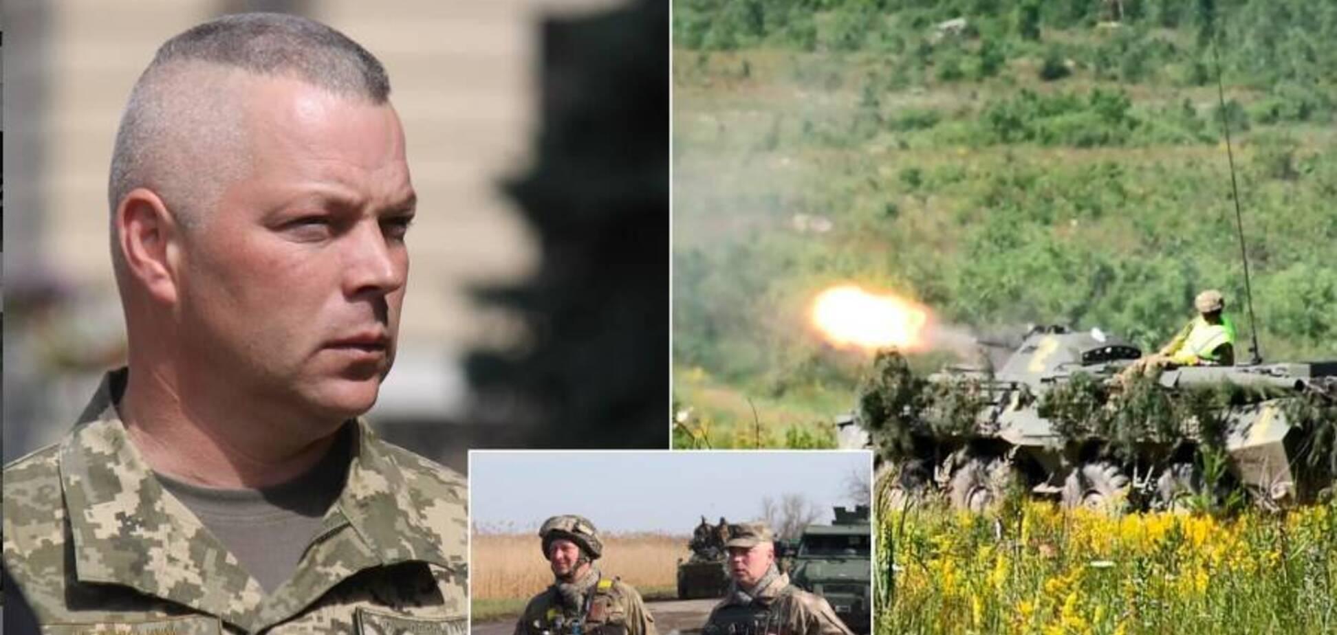 Генерал Забродский: разговорами о наступлении РФ Украину принуждают к уступкам по Крыму