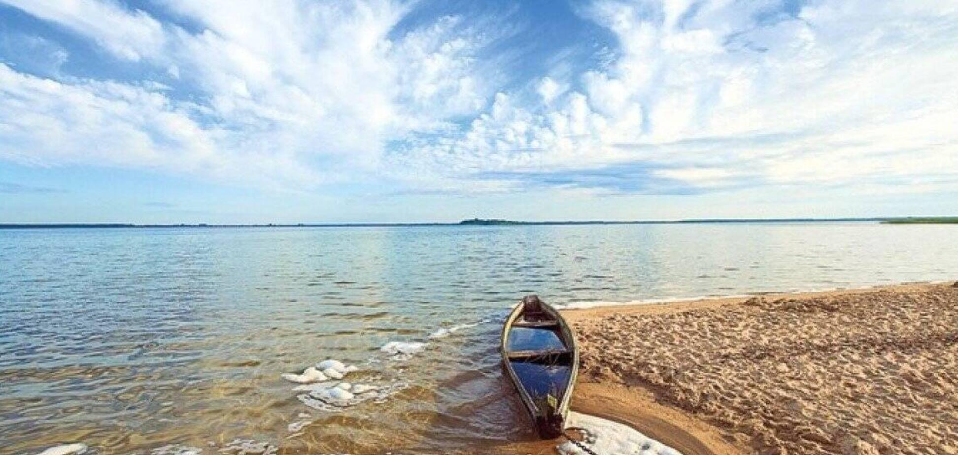 7 чудес України: вітають Шацькі озера