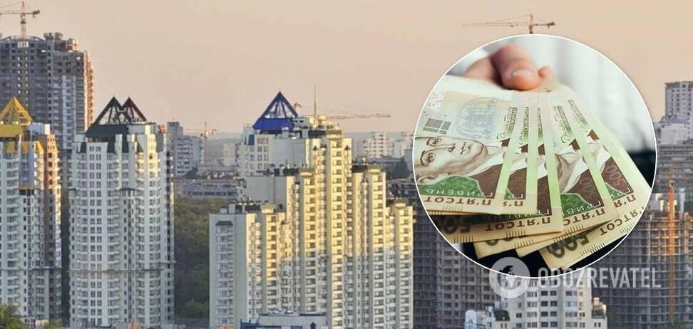 Стоимость ипотеки в Украине