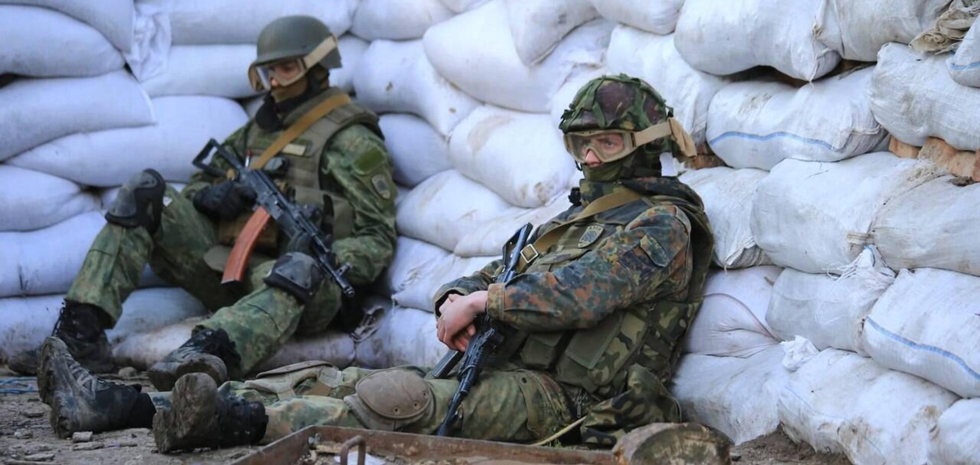 Українські захисники не відповідали на провокації