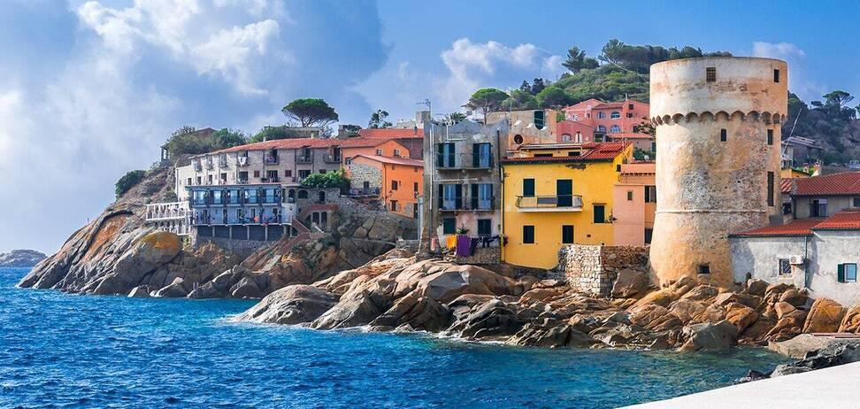 На острове Джильо в Италии COVID-19 не заболел ни один житель
