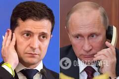 Разговор Путина и Зеленского был 'конструктивным и содержательным'