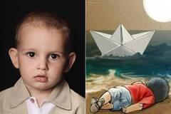 Смерть 3-річного Муси Сулейманова не висвітлюють світові медіа