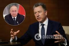 Курт Волкер і Володимир Путін