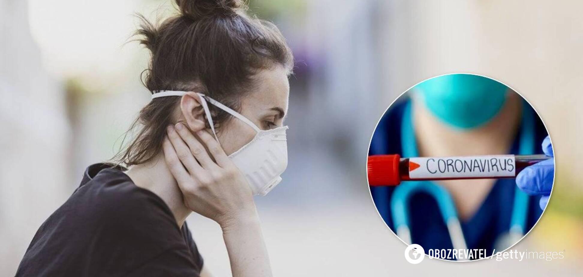 Врач рассказала о главной опасности коронавируса