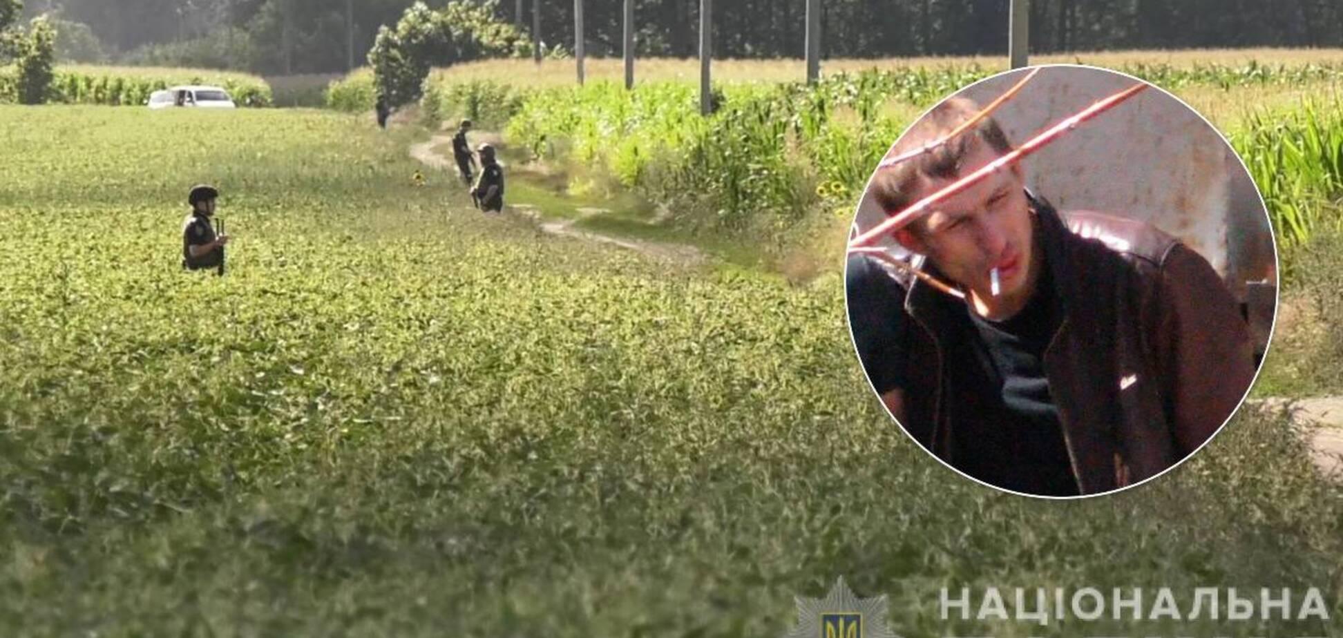 Полтавського 'терориста' не можуть знайти вже четверту добу: в поліції пояснили, в чому складність