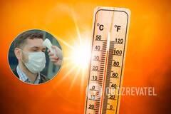Жара может усилить смертельный риск коронавируса