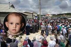В Крыму прощаются с погибшим сыном политзаключенного Сулейманова. Видео