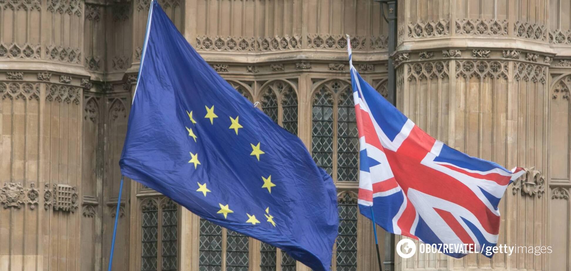 Британці впевнені у втручанні Росії в Brexit