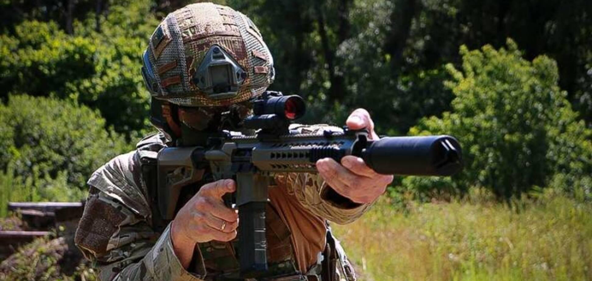 Спецназ Нацгвардії отримав нові гвинтівки під калібр НАТО