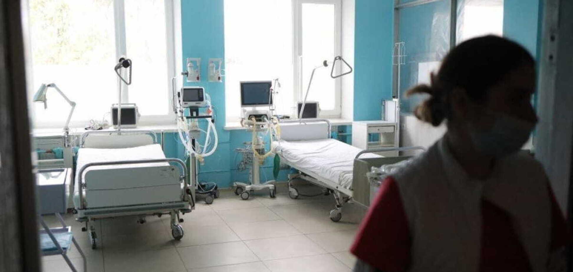 В Одессе задействуют дополнительные больницы для пациентов с COVID-19