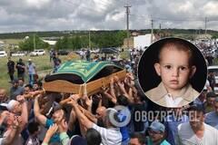 У Криму прощаються із загиблим сином політв'язня Сулейманова. Відео
