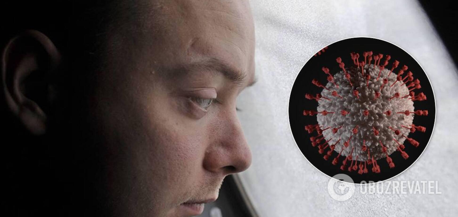 У Сафронова запідозрили коронавірус