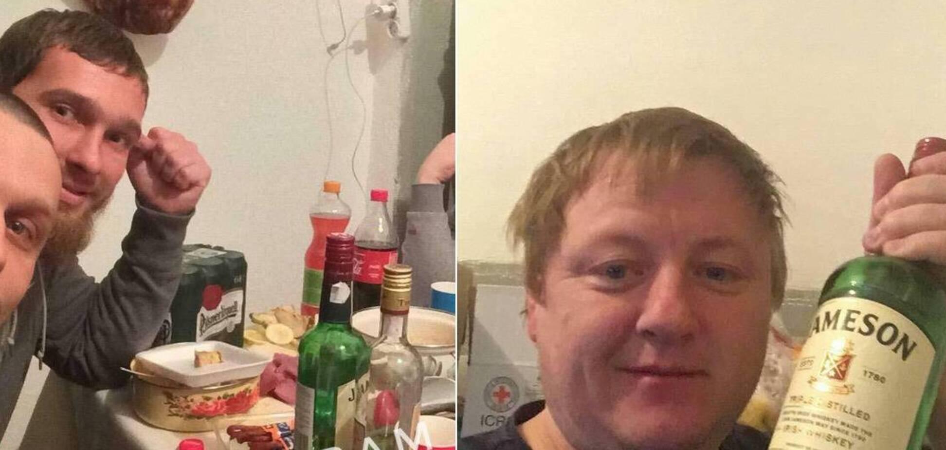 В ужгородському СІЗО затримані влаштували застілля з дорогим алкоголем