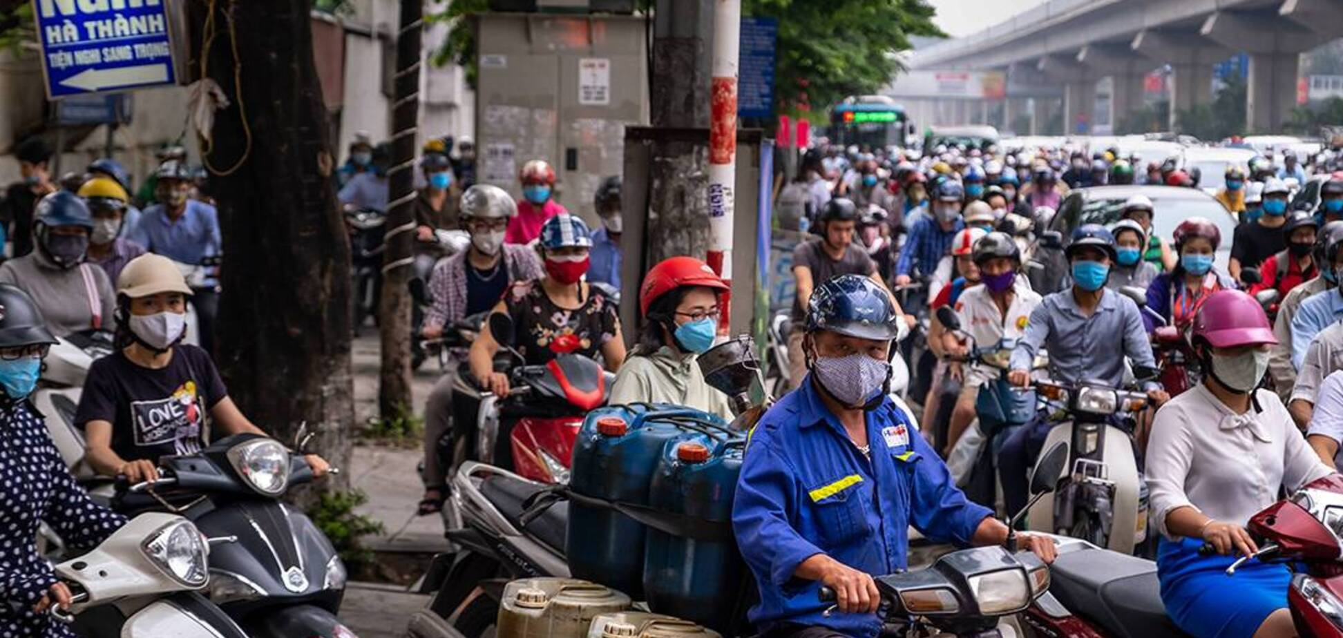 У В'єтнамі заявили про новий агресивний тип COVID-19