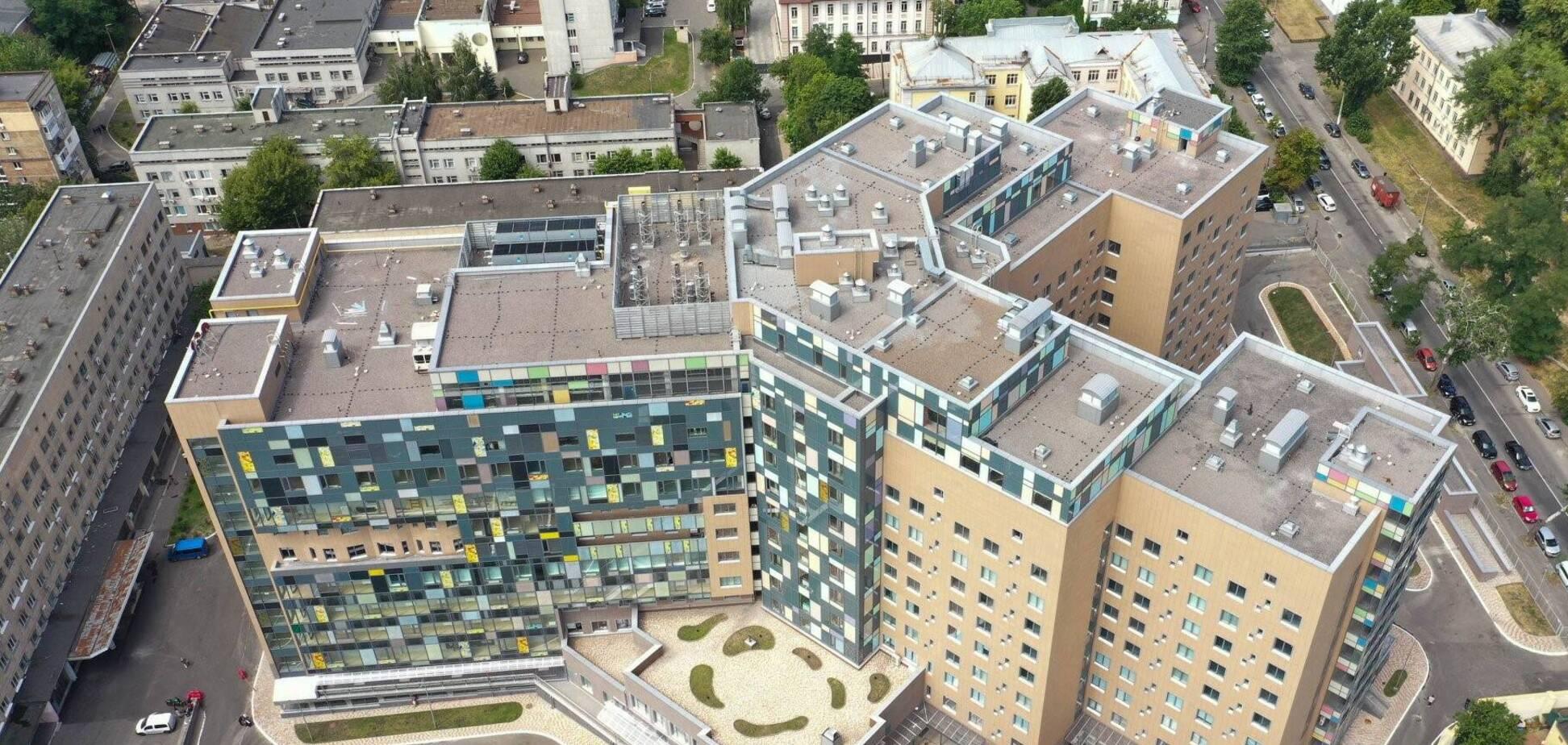 Новый комплекс ''Охматдета'' готов к открытию: опубликованы яркие фото