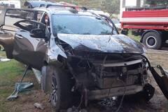 На Львівщині чоловік загинув через вибух авто