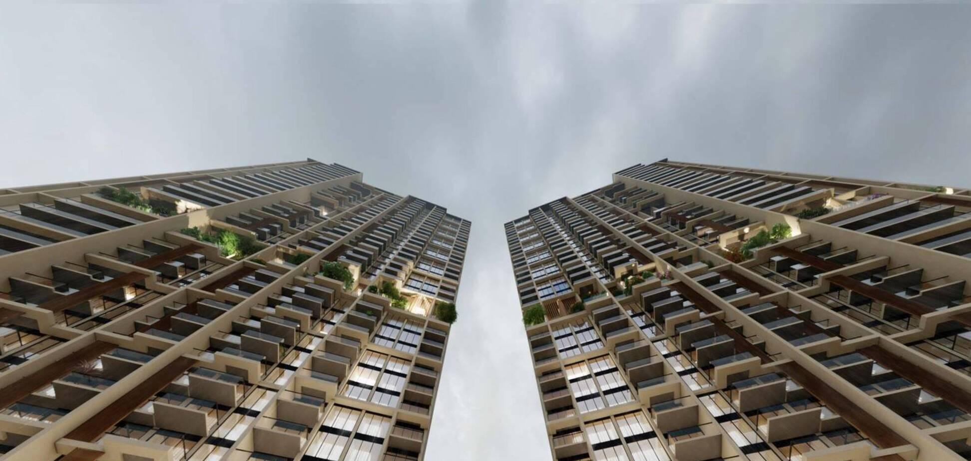 У Сінгапурі побудують найвищі в світі житлові хмарочоси. Фото